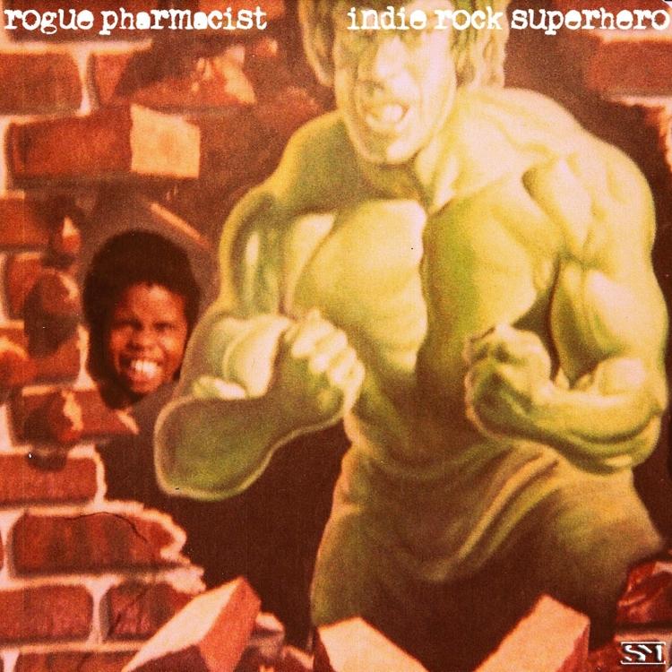 indie rock superhero fnl cover